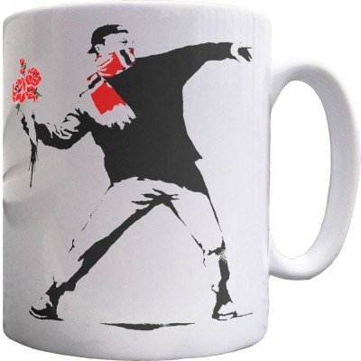 United Banksy Ceramic Mug