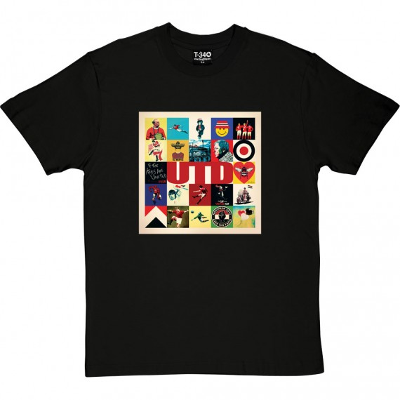 United Collage T-Shirt