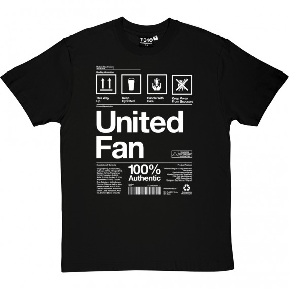 United Fan Packaging T-Shirt