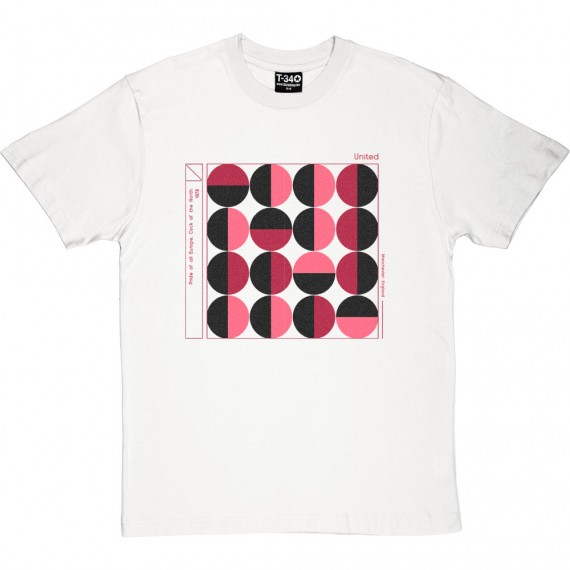 United, Manchester, England T-Shirt