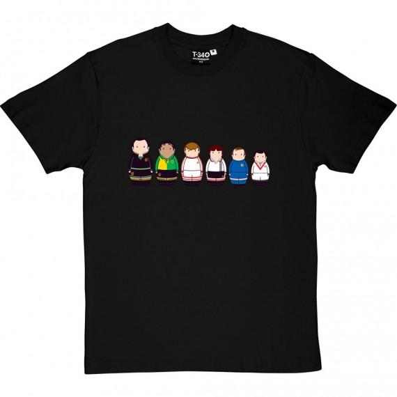 United Away Kit Matryoshka Dolls T-Shirt