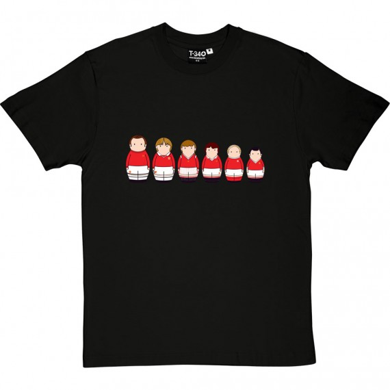 United Home Kit Matryoshka Dolls T-Shirt