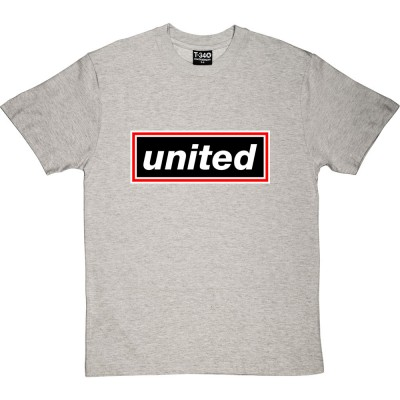 United Rectangle (Red, White and Black)