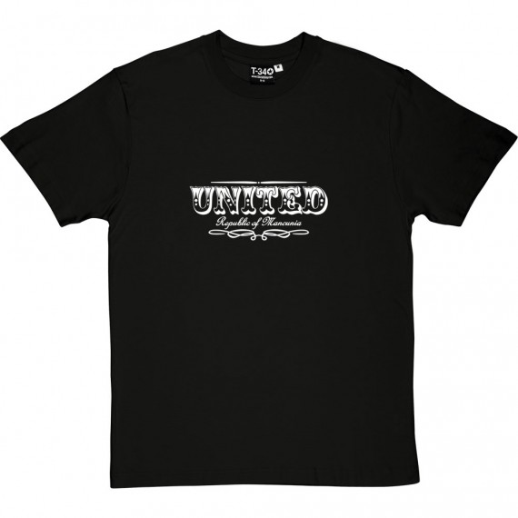 United: Republic of Mancunia T-Shirt