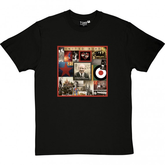 United Road Collage T-Shirt