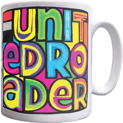 United Roader (Multicolour) Ceramic Mug