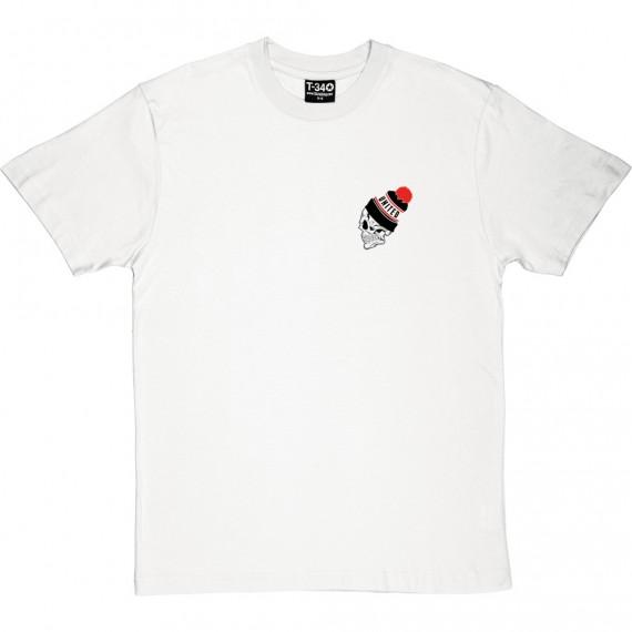 United Skull (Pocket Print) T-Shirt