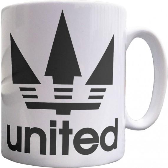 United Trident Ceramic Mug