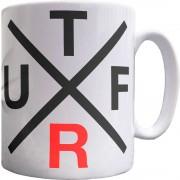 UTFR Hardcore Ceramic Mug