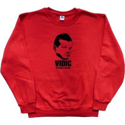 """Vidic """"If He Dies, He Dies"""""""