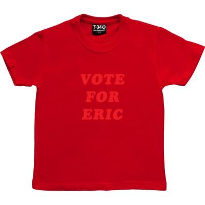 Vote For Eric
