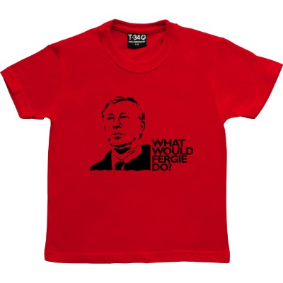 What Would Fergie Do?