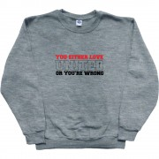 You Either Love United... T-Shirt
