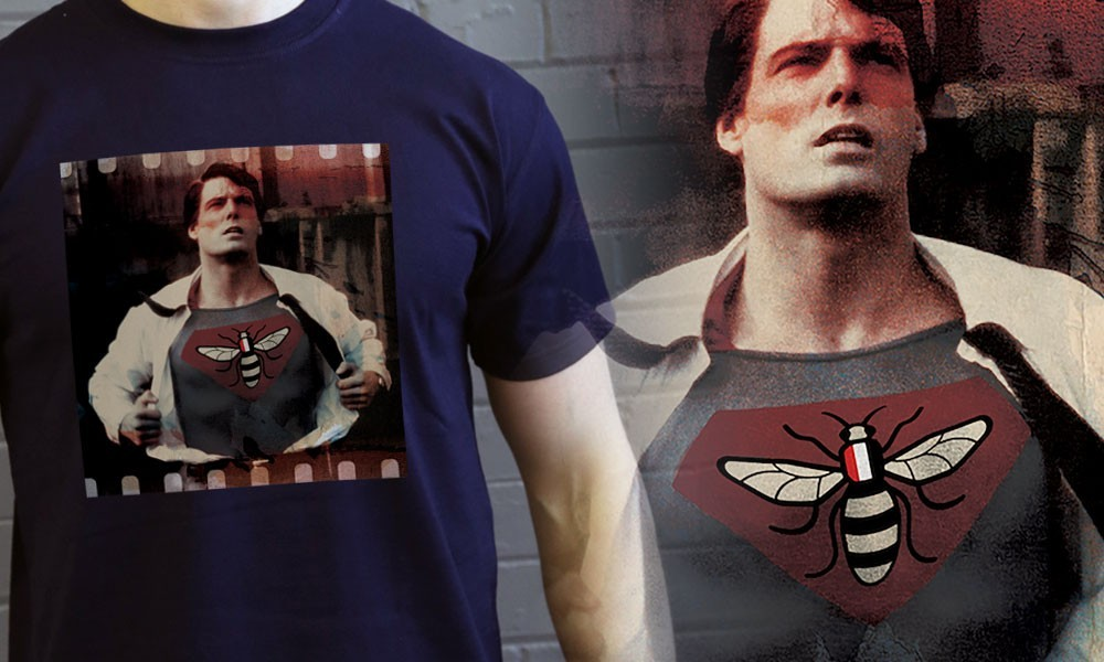 SuperManc: New T-Shirts from TShirtsUnited.com