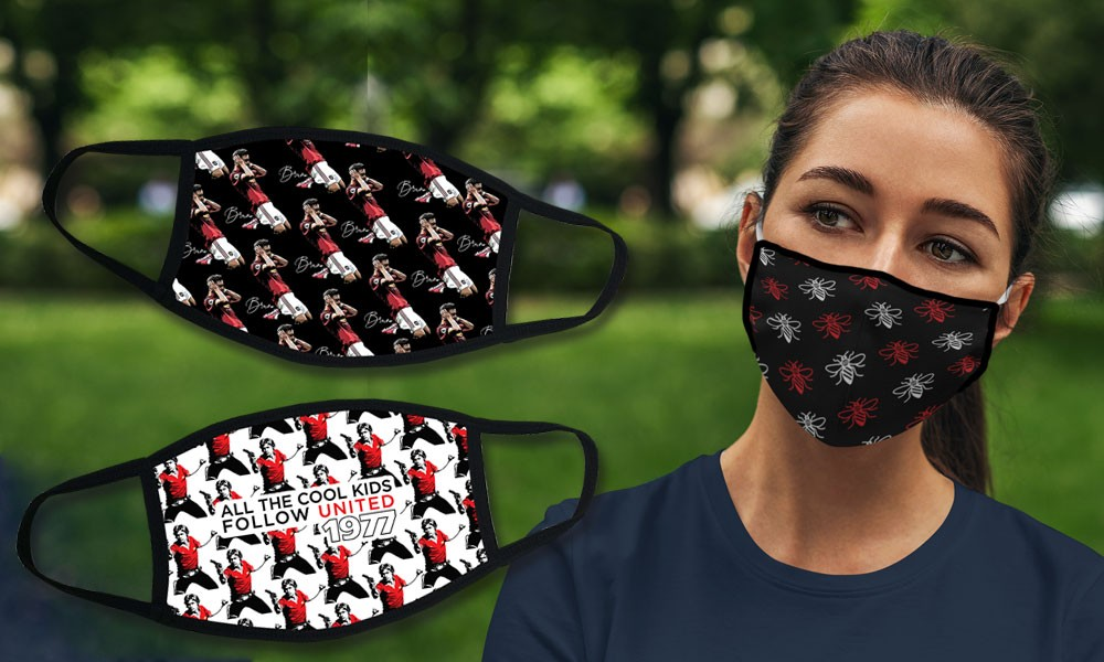 NEW IN! TShirtsUnited Face Masks!