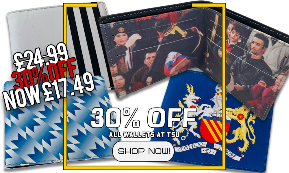 30% Off All Wallets + FREE Wallets & Prints!