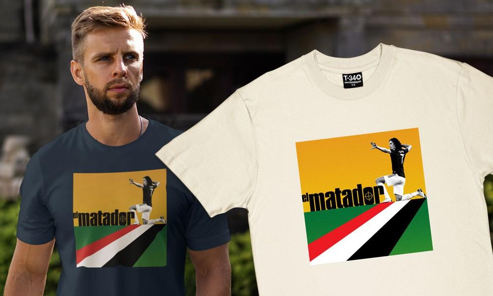 El Matador! Eight New United Designs