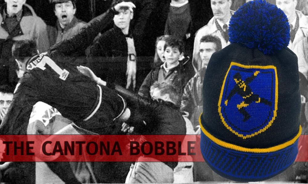 The Cantona Bobble+ Pocket Print T-Shirts and Pattern Mugs!