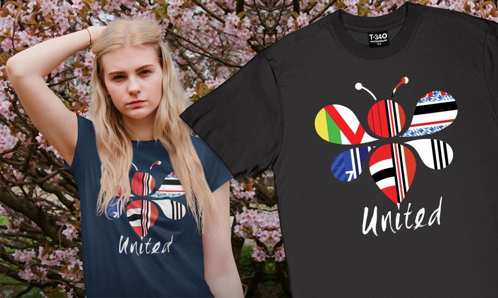 Buzzin' - New United T-Shirts & More