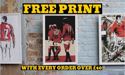 Spend £40 & Get A FREE Hat, Scarf, Print or Snood!