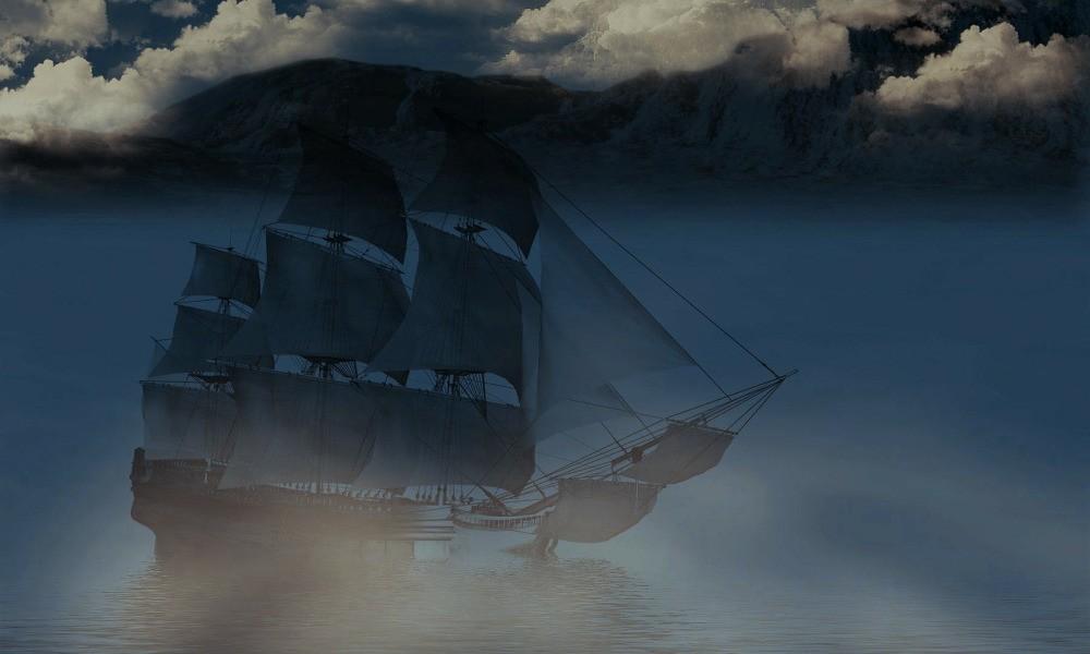 Adrift & Sinking